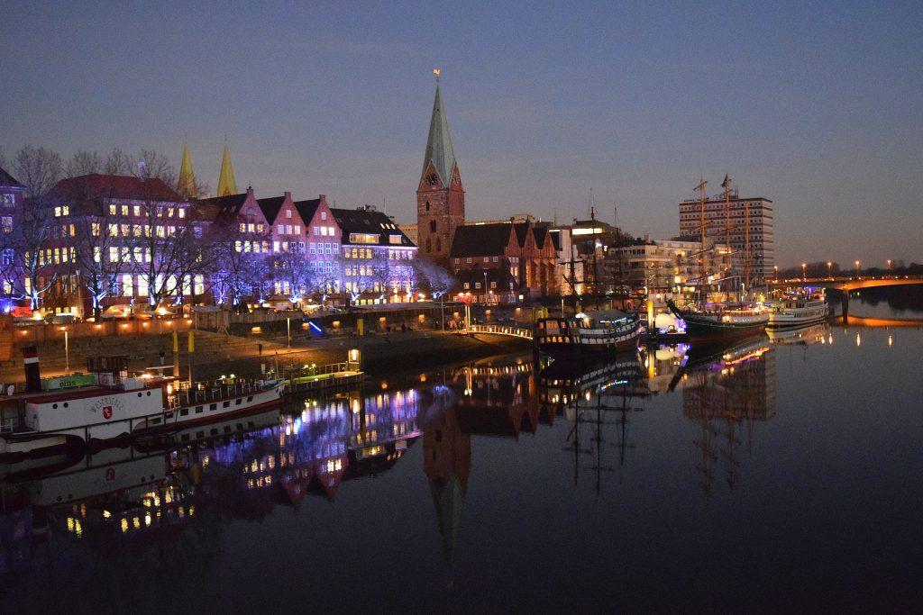 Stedentrip naar Bremen