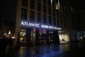 Bremen luxe 5 sterren hotel Atlantic Grand