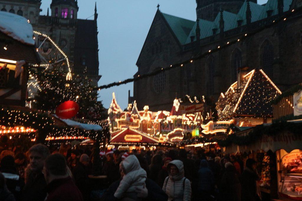 Kerstmarkt Bremen centrum