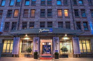 Radisonblu in Bremen hotel